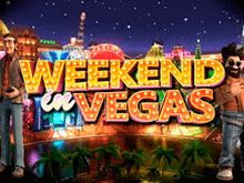 Автомат Weekend in Vegas с бонусами в Вулкан